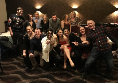 LMF social night out