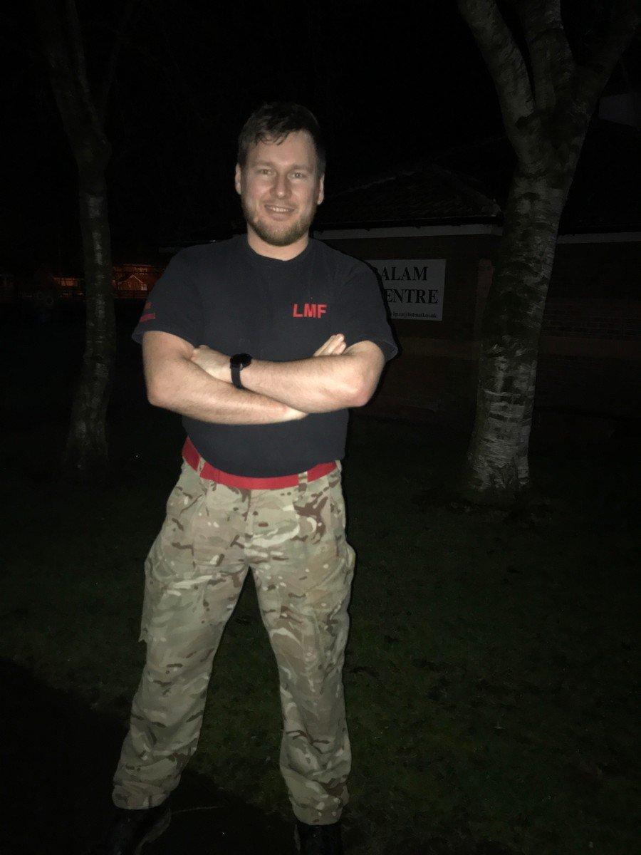 Dave Marshall Lostock Military Fitness