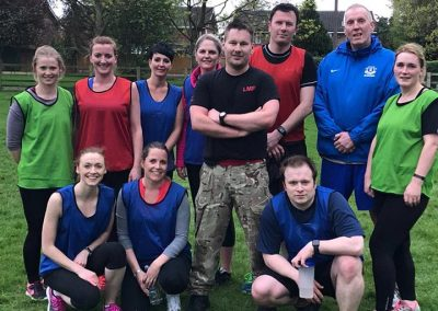 LMF cheshire boot camp
