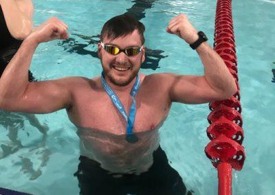 dave marshall swimming stats
